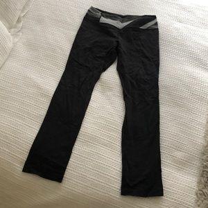 Lululemon wonderunder black pants